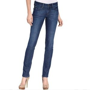 DL1961 Jessica skinny crest wash jeans
